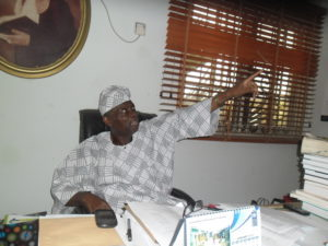 Bola Ajibola cautions Finance Minister, Nigerians over recession mantra