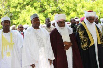 Sultan at Eid