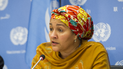Buhari nominates environment minister, Amina Mohammed, for AU reform committee