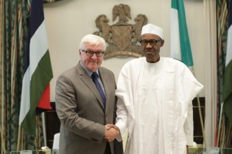 Germany happy with Buhari over achievements in N'East