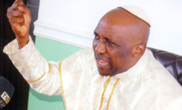 How Primate Ayodele prophesied Donald Trump's victory