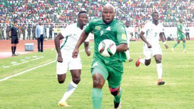 Buhari salutes Eagles as national team wins 2-1 against Zambia