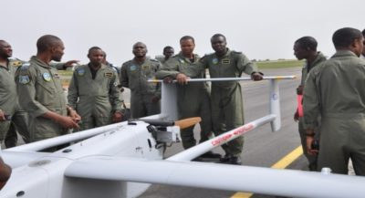 Air Force told to look inward, wean Nigeria of overdependence on foreign technology