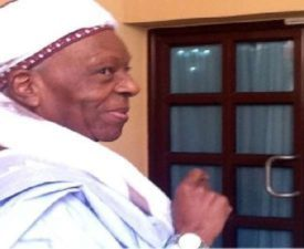 Shehu Malami remains an asset at 79 – Buhari