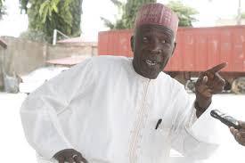 Buhari may be alone in 2019 – Buba Galadima
