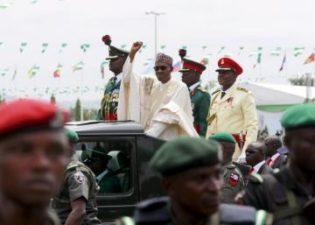 Buhari's popularity soars as FG hires 200,000 graduates, says they start work Dec 1