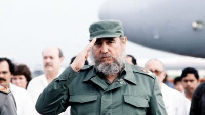 President Buhari mourns as Fidel Castro takes final salute, dies at 90