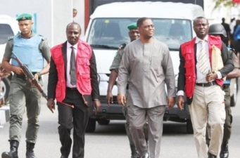Fani-Kayode steps out of prison with words of thanks to God