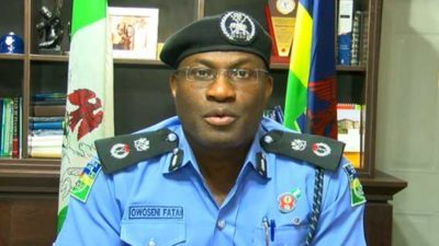 Why we say police funds were embezzled, Human Rights Group
