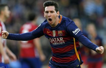Messi, Argentine team rode on crashed plane — reports