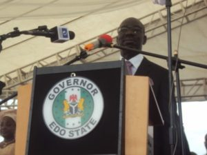 New Edo Gov, Obaseki, says govt not place to make money