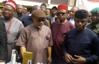 FG ready to make presence in South East, boosts Anambra manufacturers