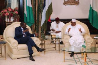 President Buhari condoles with Kenyans over terrorist attack, families of 2 senior Nigerian diplomats