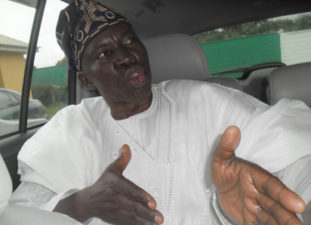Some people may leave APC for PDP – Senator Kaka (A Recap)