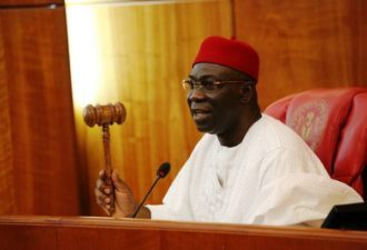 Ekweremadu lays new bill wanting presidential inauguration moved to NASS in new bill