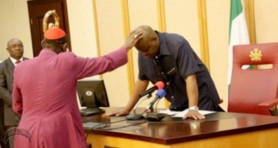 Rivers Governor, Wike, says CP has withdrawn his security