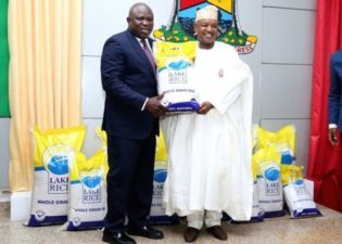 President Buhari commends Lagos, Kebbi on LAKE Rice, says more coming