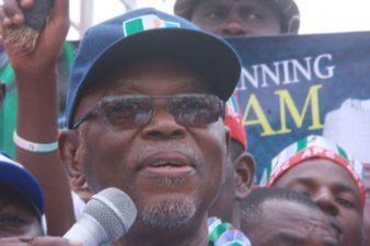APC crisis: Oyegun to meet Saraki, Dogara, NASS APC caucus