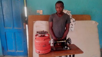 Ogun Police arrests notorious burglar, 17 other suspected criminals