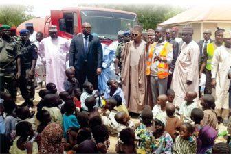 Buhari's govt responsible, under it 'hunger will not kill Nigerians' – Presidency replies UN