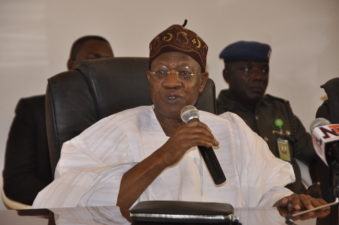 FG to release calendar of festivals across country in 2017 – Lai Mohammed