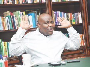 Wike explains his mission in Sokoto, urges agents of disunity to desist