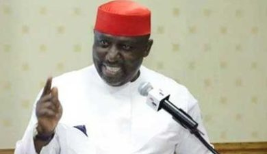 Rivers re-run: Wike used incumbency for PDP, state will be better with APC 2019 — Okorocha