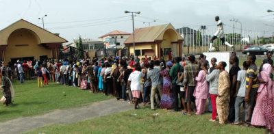 Lagos-Kebbi Rice sells to Lagosians as buyers rush, happy, commend