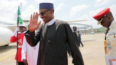 President Buhari leaves for Dakar, Senagal Monday