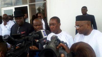 Major rethink in Niger Delta as Clark looks inward, blames govs for region's plights