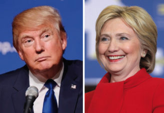 538 electors choose between Trump, Clinton today