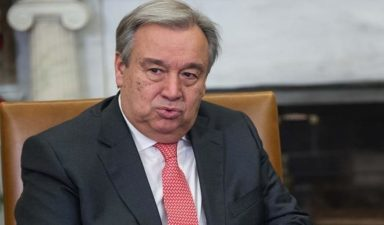 Ban Ki-moon's successor as UN Sec Gen to be sworn in Monday