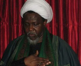 Coalition protests against Zakzaky's release