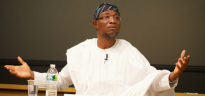 Local Governments are under absolute control of States- Aregbesola