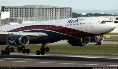 Arik passengers stranded in Kaduna Airport for 4 days