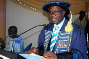 Unilorin don wins research grant on heart burn, as VC, Ambali tasks Varsity's researchers to pick Nobel Prize