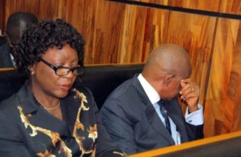 FG re-arraigns Justice Ademola, wife, other