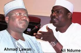 Breaking News: Ali Ndume removed as Senate Majority Leader