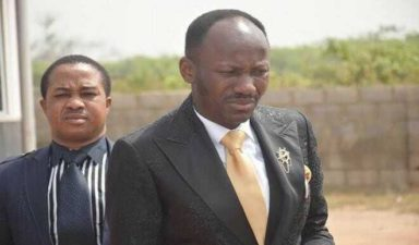 DSS cautions Apostle Suleman over provocative statement
