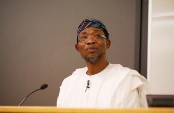 2017 Armed Forces Remembrance Day: Aregbesola commends PMB, security agencies for subduing Boko Haram 