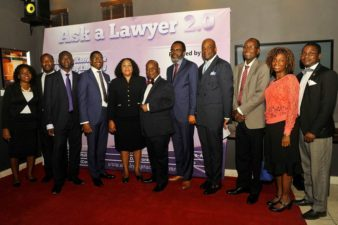 'Ask a Lawyer' Group debutes in Lagos with summit, dinner