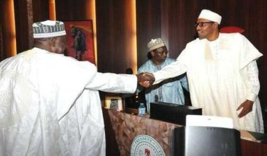 Why I won't sack SGF – Buhari
