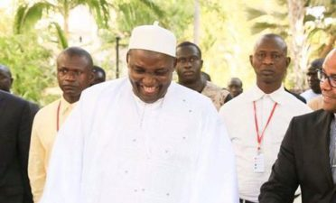 Gambia's new President, Adama Barrow, returns to home Thursday