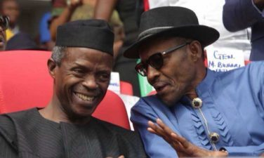 Telephone conversation: Buhari, Osinbajo speaks on local, other development including Gambia