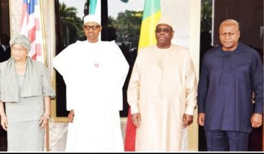 Abuja meeting: ECOWAS leaders insist Yahya Jammeh must handover