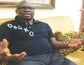 'Fayose Must Go Protests': Group demands prosecution of Ekiti Governor over arms money