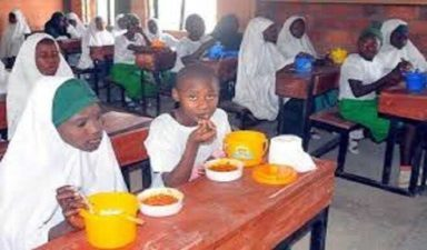 FG releases N375m to feed 700,000 pupils in 5 states