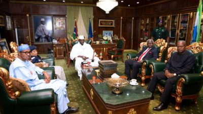 ECOWAS mission to The Gambia pushed to Friday