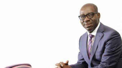 Obaseki hints of Edo State set to build Sea Port