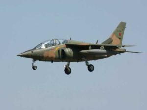 Nigeria military mistakenly bombed a refuge camp